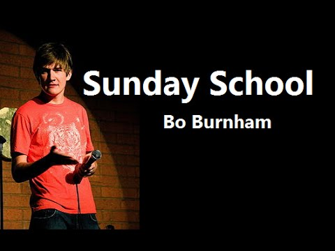 Sunday School w/ Lyrics - Bo Burnham