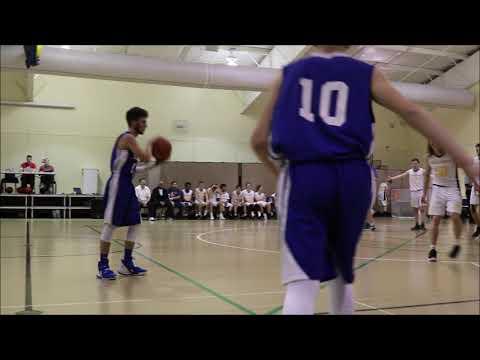 Holy Ground Baptist Academy vs. Hearts Academy of Excellence (Varsity Boys) [11.21.19] [FULL GAME]