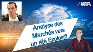 #Analyse des Marchés vers un été explosif! (Jérémy DELSOL et Dorian Abadie)