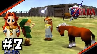 Vamos jogar: The Legend of Zelda:Ocarina of Time - episódio 7
