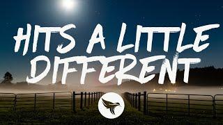 Triston Marez - Hits A Little Different (Lyrics)