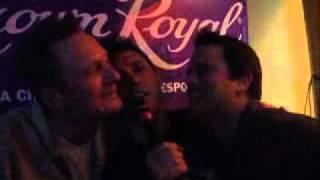 The Guys of Whose Line fame singing Karaoke