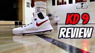 Nike KD 9 Performance Review!