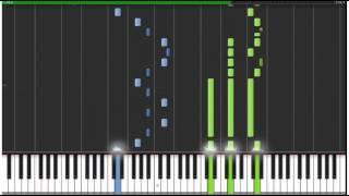 [Piano Tutorial] Yanni - The Rain Must Fall [Piano Tutorial]