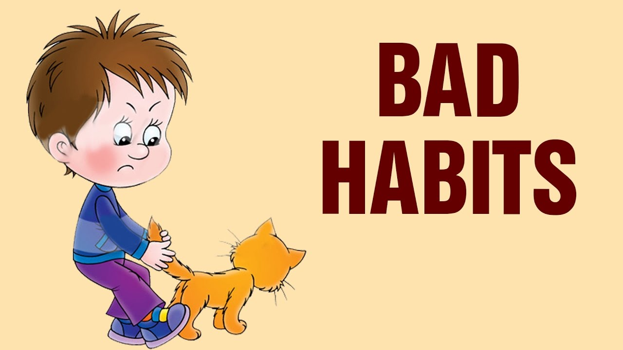 essay on good habits for children