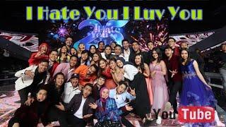 Gambar cover I Hate You I Luv You - Semua Kompak Luv indosiar 25   Konser Luar Biasa