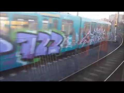 U-train Yard-party - Frankfurt - Acid* iMR* Oz* 722* Rime* DNS* u.v.m. 27.02.2018