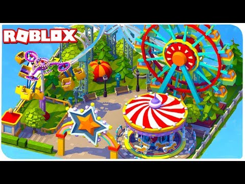 ВЕРНУЛСЯ В ПАРК АТТРАКЦИОНОВ СПУСТЯ 1 ГОД! Roblox Theme Park Tycoon 2