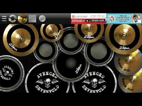Setia band-bintang kehidupan(nike ardila) | Real drum cover by iyus solehudin