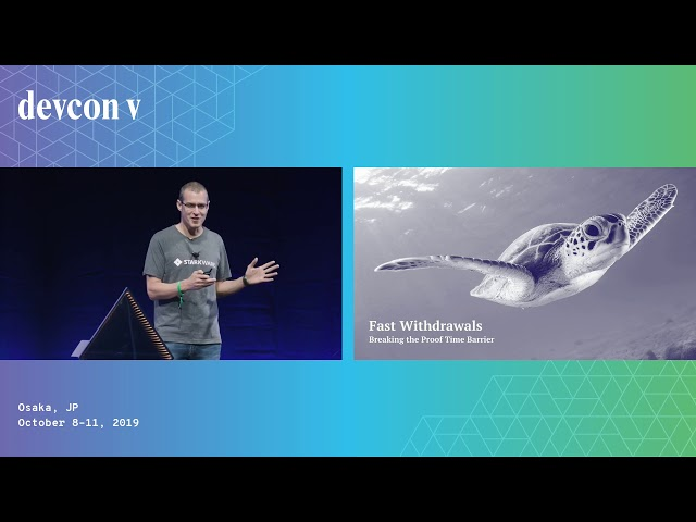 STARK: From Paper to Product by Oren Katz & Daniel Yanev (Devcon5)