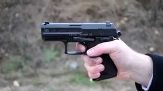 shooting hk usp compact a superb chunky concealed 9mm