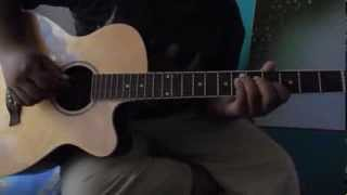 oniket-prantor-guitar-tutorial-part-1-plucking-lesson