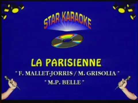 """""""La parisienne"""" - karaoké de Julien Chesneau"""