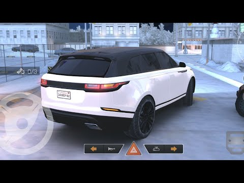 Real Car Parking 2 : Driving School 2020 #1 Range Rover Driving - Android Gameplay