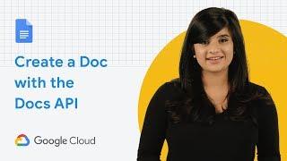 Automatisieren Sie die Erstellung von Dokumenten mit Google Docs API