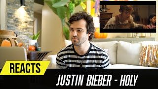 Producer Reacts to Justin Bieber - Holy feat. Chance The Rapper