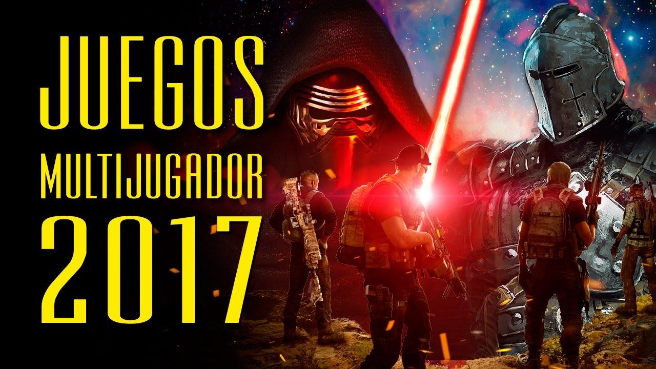 Los Mejores Juegos Multijugador De 2017 Laps4 Youtube
