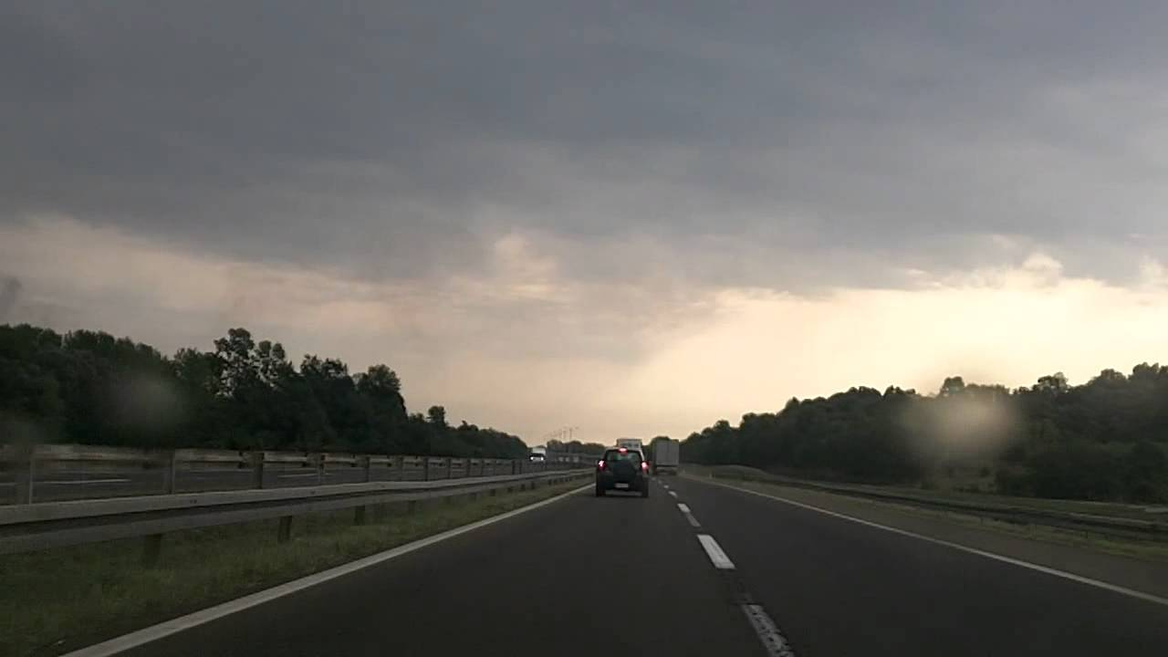 Central Serbia: heading south