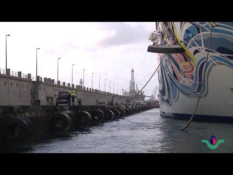 Puerto de Santa Cruz de Tenerife 2017
