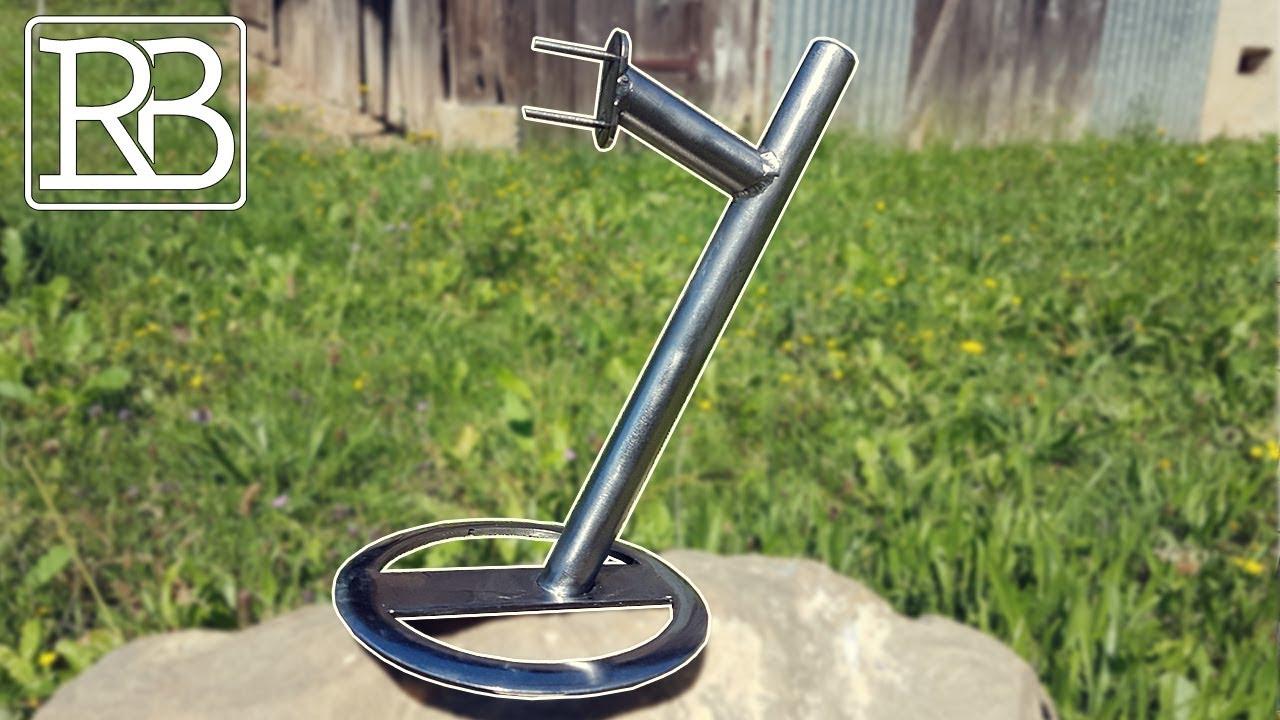 fabriquer un stand pour une helice en bois feat atelier passion du bois diy youtube