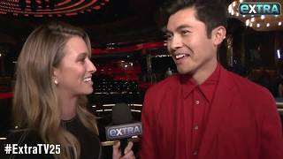 While Henry Golding was at CinemaCon in Las Vegas to pick up the St...