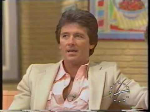 Patrick Duffy on TVam  1985
