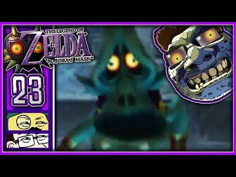 Moggy & Jonny lieben The Legend Of Zelda: Majoras Mask! - [Pic-Hibernia-Tempel] #23