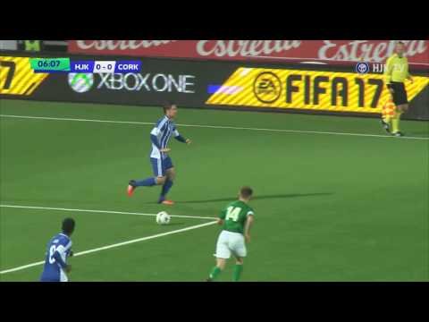 HJK TV: HJK U19 - Cork City FC