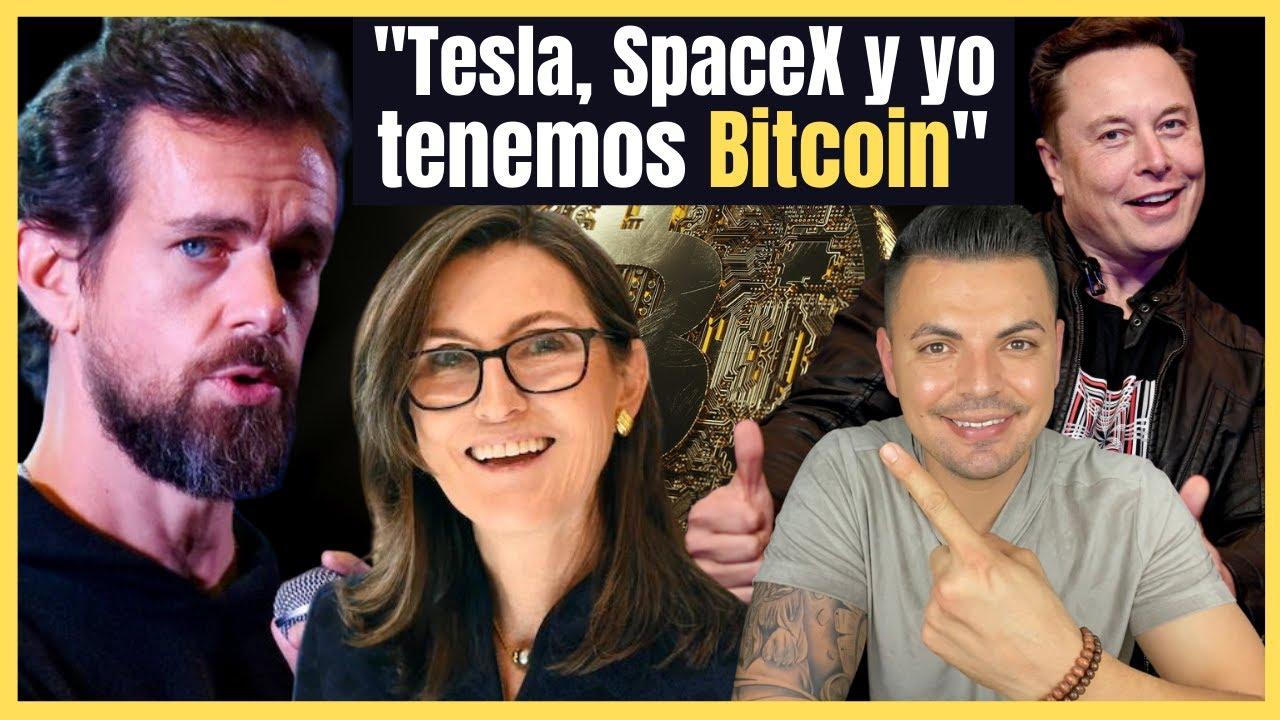 Conferencia Bitcoin: Elon Musk, Jack Dorsey & Cathie Wood {{ RESUMEN ESPAÑOL }}