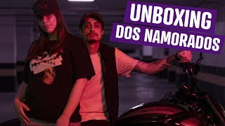 UNBOXING DO DIA DOS NAMORADOS!!!