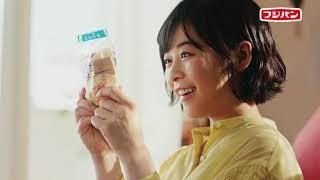[한일자막] 모리 나나   후지빵 스낵샌드 CM 「빨리…