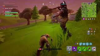 Getting team killed in Fortnite