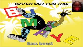 Major Lazer Watch Out For This (Bumaye) feat Busy Signal & The Flexican (BASS BOOSTE ...