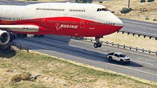 """Top 10 Giant Plane """"Emergency Landings"""" Ever"""