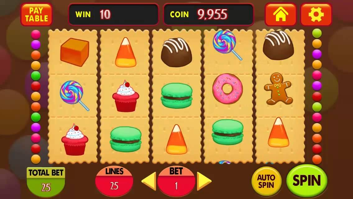 Tiny Slot Machine Game Example in Unity Asset Store #14 ...
