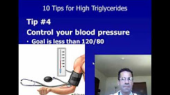 High Triglycerides - 10 Tips To Identify, Prevent, and Treat