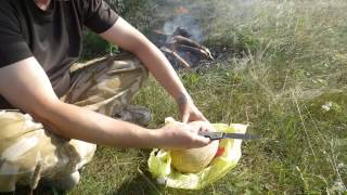cold Steel Pocket Bushman - обзор-тест  мультитул Ganzo G310