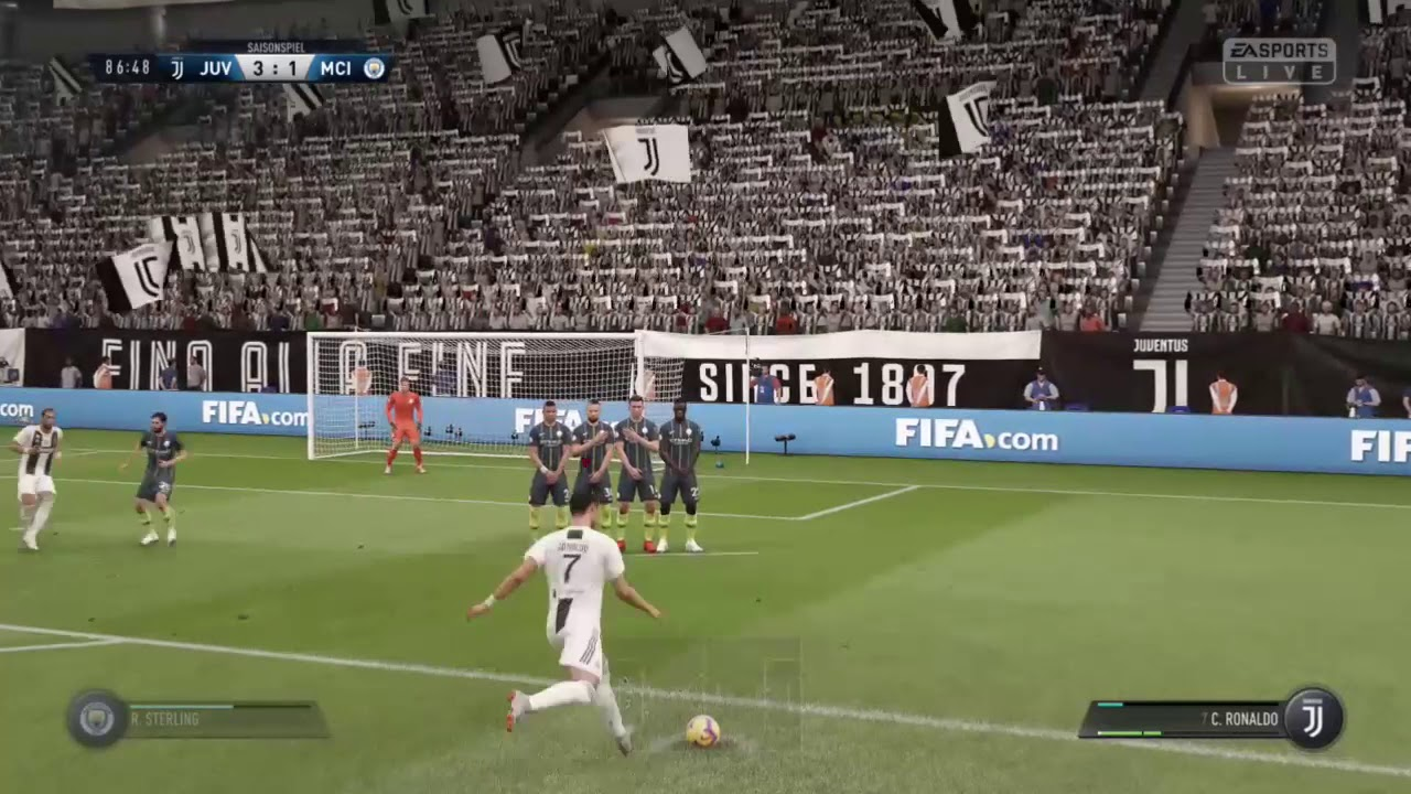 Fifa 19 Tor Ronaldo Youtube