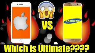 Apple vs Samsung - Which is Better