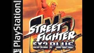 Street Fighter EX2 Plus-More Stronger (Garuda Stage)