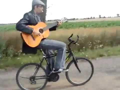 riding playing