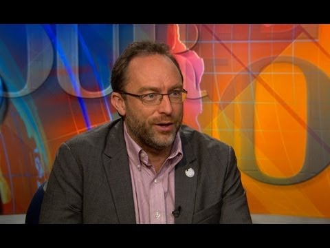 10 Questions with Wikipedia Founder Jimmy Wales
