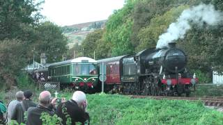 Network Steam: The Great Marquess Visits County Durham