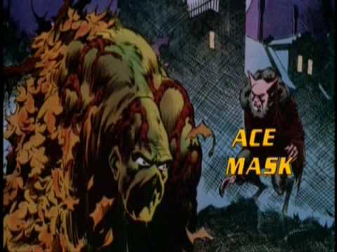 Return of swamp thing intro