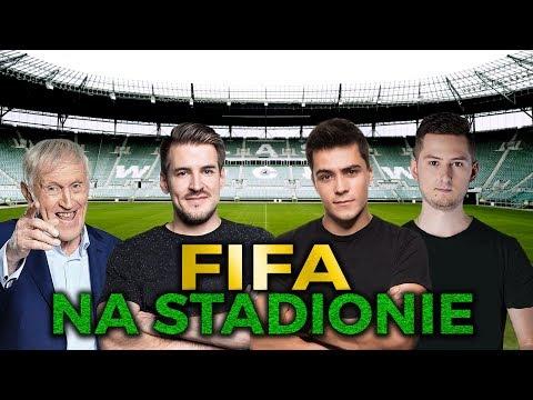 FIFA NA STADIONIE! POLSKA VS KOLUMBIA!