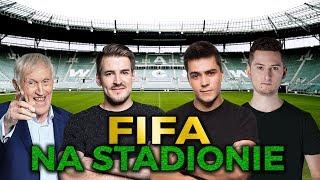 FIFA NA STADIONIE! IZAK LACHU J. GMOCH - POLSKA VS KOLUMBIA!