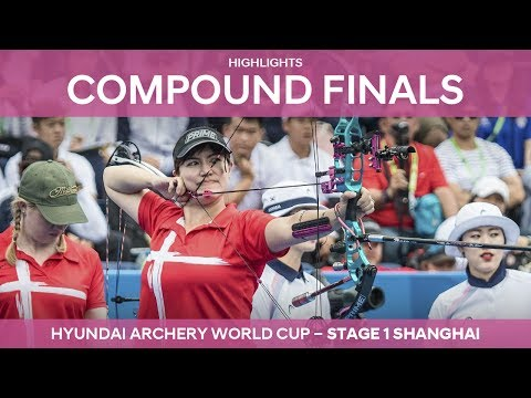 Compound Highlights | Shanghai 2017 Hyundai Archery World Cup stage 1