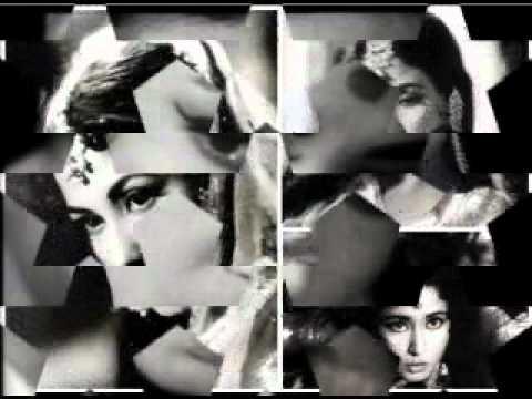 Meena Kumari's Ghazal  in her own voice.wmv