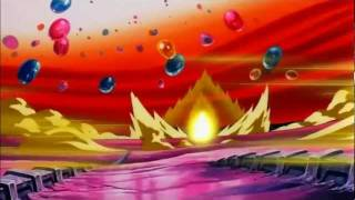 Goku Goes Super Saiyan 3 vs Janemba (HD)