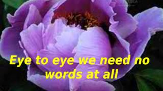 Crazy For You by madonna with lyrics